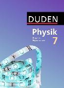 Cover-Bild zu Duden Physik 7. Schuljahr. Neubearbeitung. Schülerbuch. BY von Hermann-Rottmair, Ferdinand