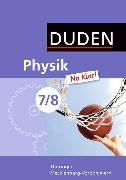 Cover-Bild zu Physik Na klar! 7./8. Schuljahr. Lehrbuch. TH,MV von Gau, Barbara