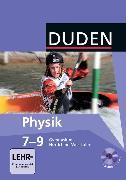 Cover-Bild zu Physik 7.-9. Schuljahr. Schülerbuch mit CD-ROM. NW von Gau, Barbara