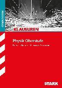 Cover-Bild zu Klausuren Gymnasium - Physik Oberstufe von Ferdinand Hermann-Rottmair Fl