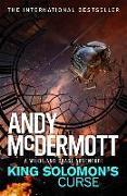 Cover-Bild zu McDermott, Andy: King Solomon's Curse (Wilde/Chase 13)