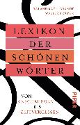 Cover-Bild zu Krämer, Walter: Lexikon der schönen Wörter