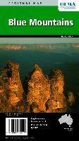 Cover-Bild zu Blue Mountains. 1:150'000