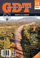 Cover-Bild zu Great Desert Tracks Central sheet. 1:1'250'000
