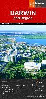 Cover-Bild zu Darwin and Region City and Suburbs. 1:25'000
