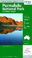 Cover-Bild zu Purnululu National Park. 1:210'000