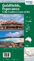 Cover-Bild zu Goldfields / Esperance & the Southern Coast of WA. 1:750'000