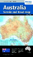 Cover-Bild zu Australia Terrain and Road. 1:4'500'000