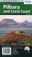 Cover-Bild zu Pilbara & Coral Coast. 1:1'250'000