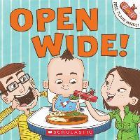 Cover-Bild zu Krensky, Stephen: Open Wide!