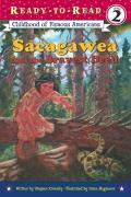 Cover-Bild zu Krensky, Stephen: Sacagawea and the Bravest Deed