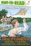 Cover-Bild zu Krensky, Stephen: Ben Franklin and His First Kite