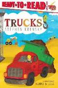 Cover-Bild zu Krensky, Stephen: Trucks