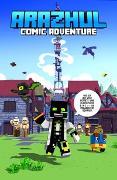 Cover-Bild zu Wie ich die Welt rettete und gleichzeitig eine 3- im Vokabeltest schrieb - Ein Arazhul-Comic-Adventure