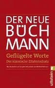 Cover-Bild zu Der Neue Büchmann - Geflügelte Worte