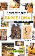 Cover-Bild zu happy time guide Barcelona