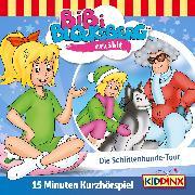Cover-Bild zu Weigand, K.P.: Bibi Blocksberg Kurzhörspiel - Bibi erzählt: Die Schlittenhunde-Tour (Audio Download)
