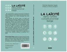 Cover-Bild zu La laicite dans l'ordre constitutionnel belge (eBook) von Mehmet Alparslan Saygin