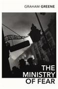 Cover-Bild zu Greene, Graham: The Ministry of Fear
