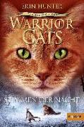 Cover-Bild zu Warrior Cats - Zeichen der Sterne. Stimmen der Nacht von Hunter, Erin
