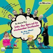 Cover-Bild zu Lotta, Oma Berta und der verschwundene Verschwinder (Audio Download) von Sting, Kai Magnus
