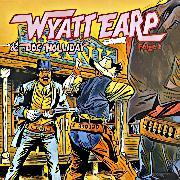 Cover-Bild zu Abenteurer unserer Zeit, Folge 2: Wyatt Earp und Doc Holliday in Bedrängnis (Audio Download) von Stephan, Kurt