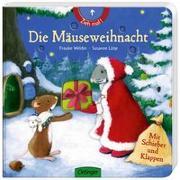 Cover-Bild zu Die Mäuseweihnacht von Lütje, Susanne
