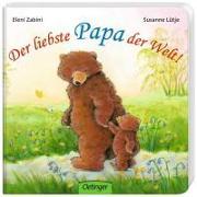 Cover-Bild zu Der liebste Papa der Welt! von Lütje, Susanne