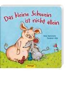 Cover-Bild zu Das kleine Schwein ist nicht allein von Lütje, Susanne