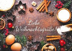 Cover-Bild zu Liebe Weihnachtsfrüsse!