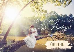 Cover-Bild zu Zur Hochzeit - Gutschein