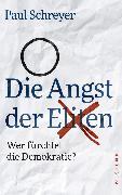 Cover-Bild zu Die Angst der Eliten (eBook) von Schreyer, Paul