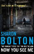 Cover-Bild zu Bolton, Sharon: Now You See Me (eBook)
