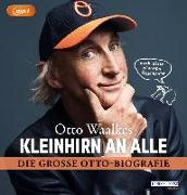 Cover-Bild zu Kleinhirn an alle von Waalkes, Otto