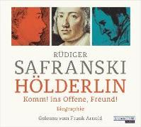 Cover-Bild zu Hölderlin von Safranski, Rüdiger
