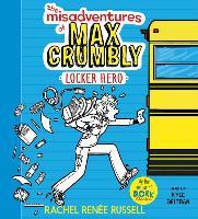 Cover-Bild zu The Misadventures of Max Crumbly 1 von Russell, Rachel Renée