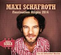 Cover-Bild zu Faszination Allgäu von Schafroth, Maxi