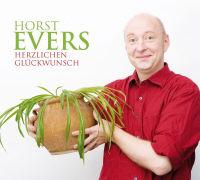 Cover-Bild zu Herzlichen Glückwunsch von Evers, Horst (Gelesen)