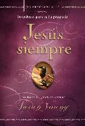 Cover-Bild zu Jesús siempre von Young, Sarah