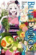 Cover-Bild zu Kato, Kazue: Blue Exorcist 03