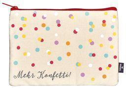 Cover-Bild zu Happy me Täschchen Konfetti