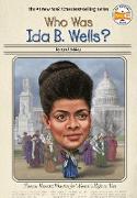 Cover-Bild zu Who Was Ida B. Wells? (eBook) von Fabiny, Sarah