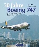 Cover-Bild zu 50 Jahre Boeing 747 von Plath, Dietmar