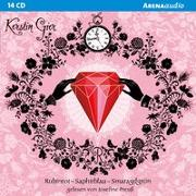 Cover-Bild zu Gier, Kerstin: Rubinrot - Saphirblau - Smaragdgrün