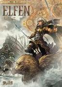 Cover-Bild zu Peru, Olivier: Elfen 08. Der letzte Schatten