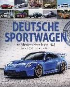 Cover-Bild zu Löwisch, Roland: Deutsche Sportwagen