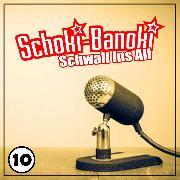 Cover-Bild zu Schoki-Banoki - Schwall ins All (Audio Download)