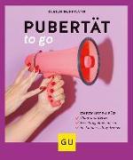 Cover-Bild zu Pubertät to go von Hoffmann, Ulrich