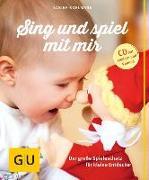 Cover-Bild zu Sing und spiel mit mir (mit CD) von Bohlmann, Sabine