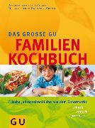 Cover-Bild zu Familien-Kochbuch, Das große GU (eBook) von Cramm, Dagmar von